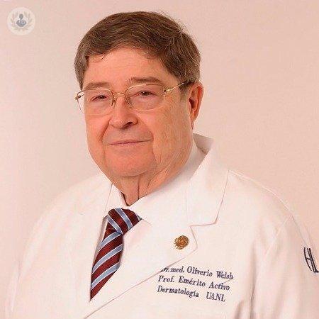 Dr. Oliverio Welsh Lozano: dermatólogo en Monterrey