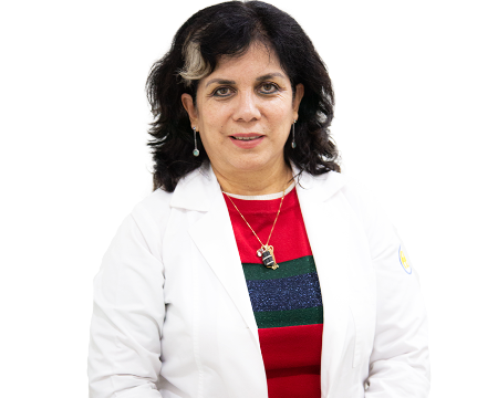 Dra. Atlantida Margarita Raya Rivera: cirujana pediátrica en Benito Juárez