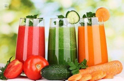ventajas y desventajas de dieta detox